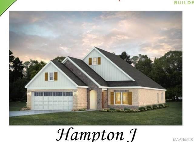 1110 Maggie Drive, Prattville, AL 36066 (MLS #479738) :: Buck Realty