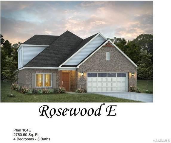 105 Herman Drive, Prattville, AL 36066 (MLS #479749) :: Buck Realty