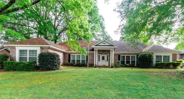 204 Tensaw Road, Montgomery, AL 36117 (MLS #479767) :: LocAL Realty