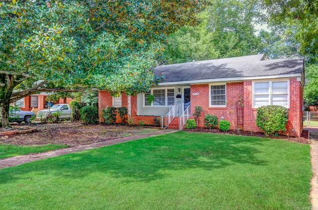 3713 Pelzer Avenue, Montgomery, AL 36109 (MLS #479781) :: Buck Realty