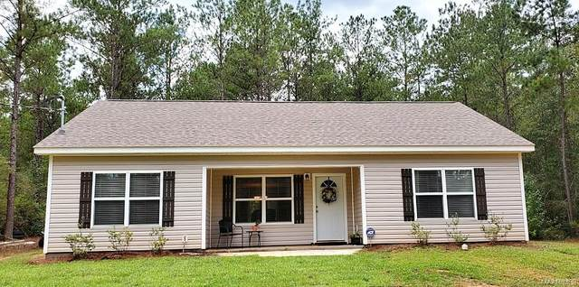 177 County Road 125, Brundidge, AL 36010 (MLS #479782) :: Team Linda Simmons Real Estate