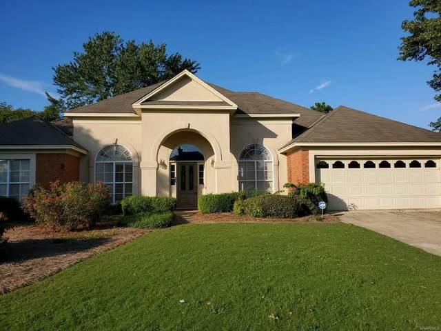 8107 Fletcher Hill Drive, Montgomery, AL 36117 (MLS #479797) :: Buck Realty