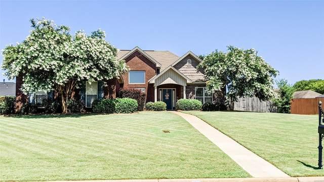 36 Cotton Terrace Drive, Deatsville, AL 36022 (MLS #479806) :: Buck Realty