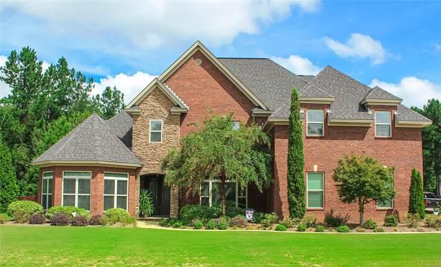 825 Southern Hills Drive, Wetumpka, AL 36093 (MLS #479809) :: Buck Realty