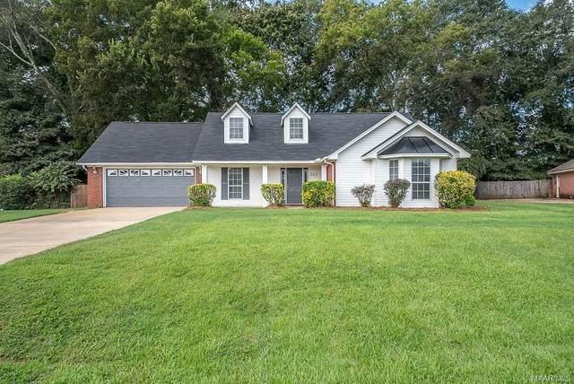 323 Spring Hollow Drive, Deatsville, AL 36022 (MLS #479825) :: Buck Realty