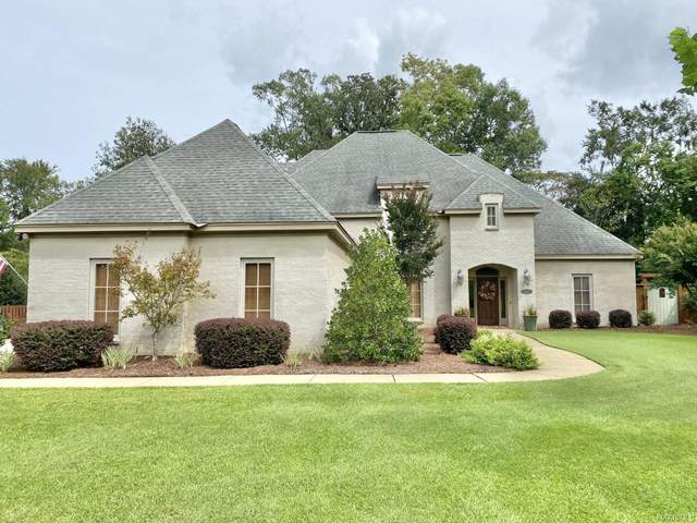 8207 Glynnwood Drive, Montgomery, AL 36117 (MLS #479834) :: Buck Realty