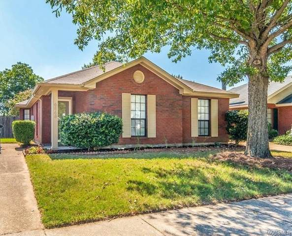 6868 Brownwood Lane, Montgomery, AL 36117 (MLS #479874) :: Buck Realty