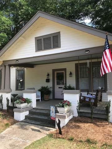 1206 Woodward Avenue, Montgomery, AL 36106 (MLS #479893) :: Buck Realty