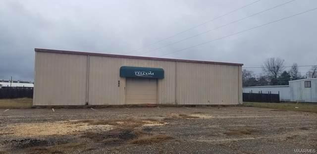 550 Daleville Avenue, Daleville, AL 36322 (MLS #480003) :: Team Linda Simmons Real Estate