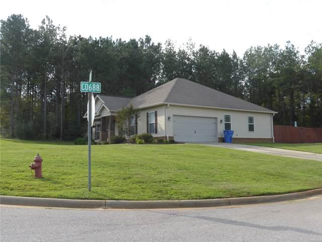 75 County Road 690, Chancellor, AL 36316 (MLS #480094) :: Team Linda Simmons Real Estate