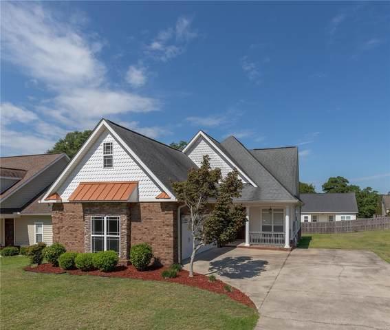 202 Southern Winds Drive, Enterprise, AL 36330 (MLS #480100) :: Team Linda Simmons Real Estate