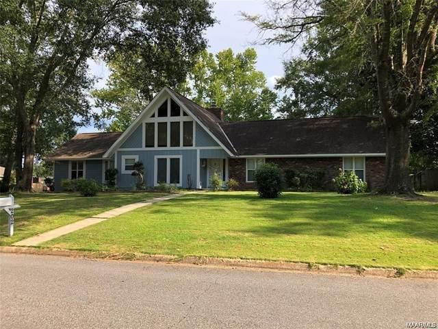 202 E Kingswood Drive, Enterprise, AL 36330 (MLS #480105) :: Team Linda Simmons Real Estate