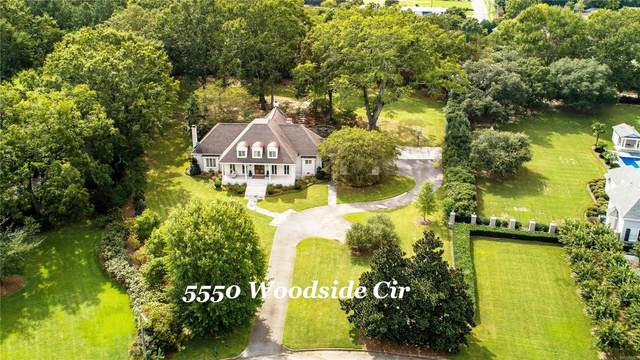 5550 Woodside Circle, Montgomery, AL 36117 (MLS #480111) :: Buck Realty
