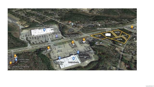 Lot 4 Deese Road, Ozark, AL 36360 (MLS #480126) :: Team Linda Simmons Real Estate