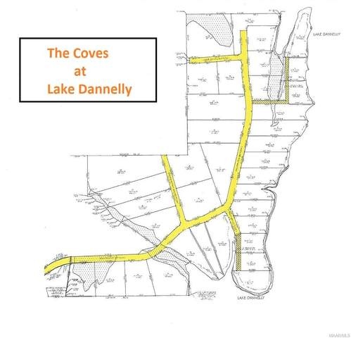 33 Cove Lake Drive #33, Camden, AL 36726 (MLS #480240) :: Buck Realty