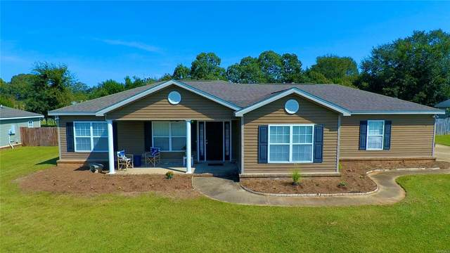 259 Griffith Lane, New Brockton, AL 36351 (MLS #481559) :: Team Linda Simmons Real Estate
