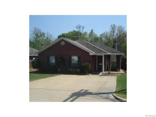 6448 Taylor Ridge Road, Montgomery, AL 36116 (MLS #481672) :: Buck Realty