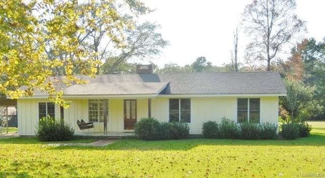 1446 Burt Road, Greenville, AL 36037 (MLS #481678) :: Buck Realty