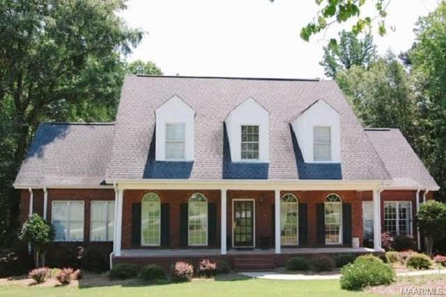 16 Dogwood Drive, Clanton, AL 35045 (MLS #481849) :: Buck Realty