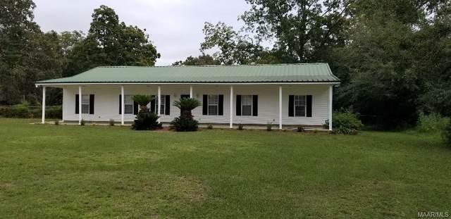 1565 County Road 112, Dothan, AL 36303 (MLS #481944) :: Buck Realty