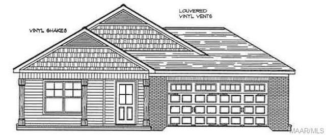 121 Longleaf Lane, Enterprise, AL 36330 (MLS #481975) :: Team Linda Simmons Real Estate