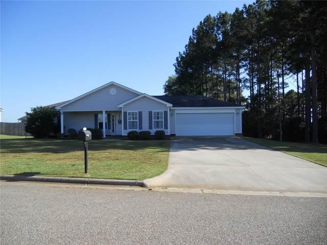 425 Griffith Street, New Brockton, AL 36351 (MLS #482006) :: Team Linda Simmons Real Estate