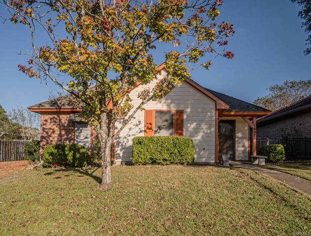 1607 Salisbury Place, Montgomery, AL 36117 (MLS #482064) :: LocAL Realty