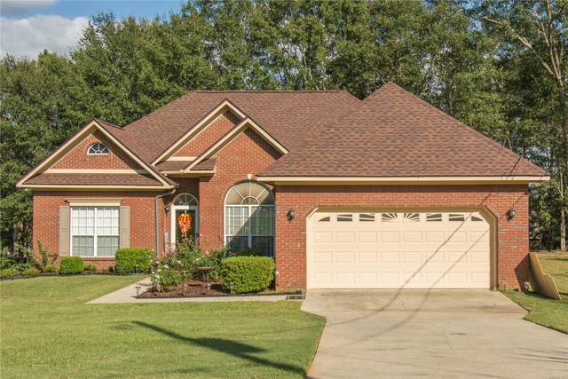 204 Lake Hill Drive, Enterprise, AL 36330 (MLS #482067) :: Buck Realty