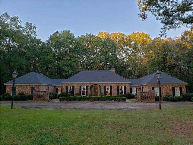 1106 Keith Way, Selma, AL 36701 (MLS #482074) :: Buck Realty