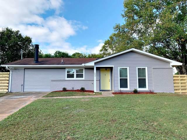 689 Burlington Drive, Montgomery, AL 36117 (MLS #482079) :: LocAL Realty