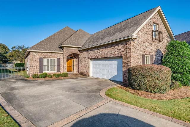 8601 Lillian Place, Montgomery, AL 36117 (MLS #482097) :: LocAL Realty