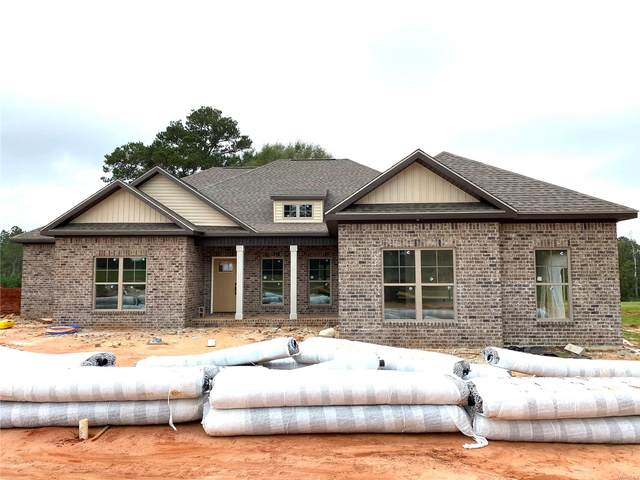 1205 County Road 1, Daleville, AL 36322 (MLS #482119) :: Team Linda Simmons Real Estate