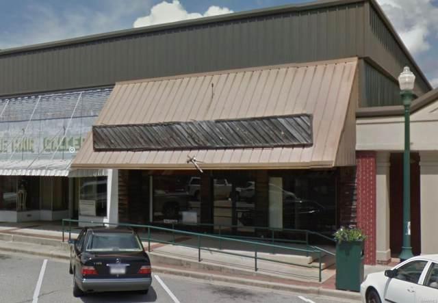 131 S Main Street, Brundidge, AL 36351 (MLS #482132) :: Team Linda Simmons Real Estate