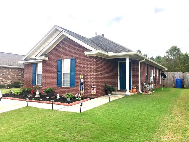 712 Buena Vista Loop, Prattville, AL 36067 (MLS #482281) :: Buck Realty