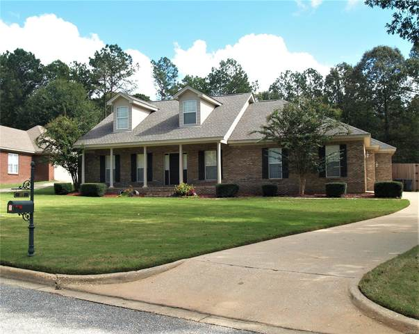 377 Hickory Place, Wetumpka, AL 36093 (MLS #482303) :: Buck Realty