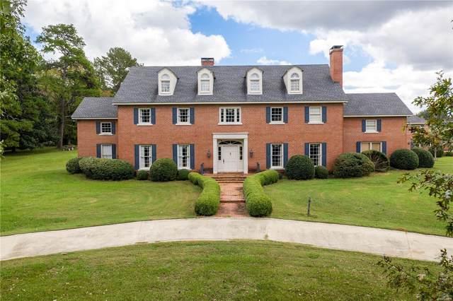 1241 Kirkwood Drive, Montgomery, AL 36117 (MLS #482317) :: Buck Realty