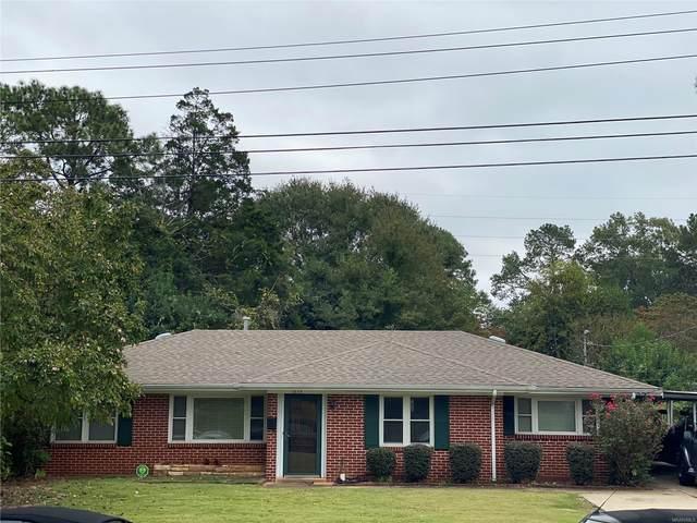 1074 Rosedale Drive, Montgomery, AL 36107 (MLS #482336) :: LocAL Realty