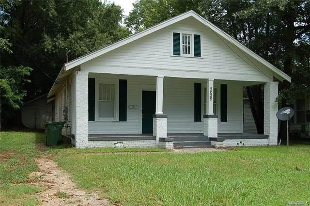 2025 E 3rd Street, Montgomery, AL 36106 (MLS #482359) :: LocAL Realty