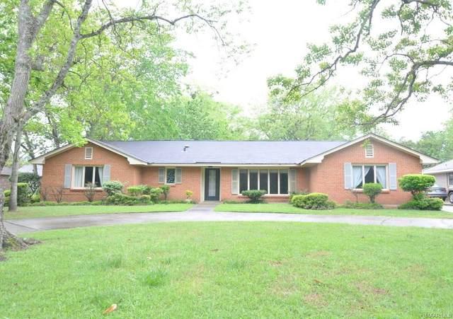 3866 Antoinette Drive, Montgomery, AL 36111 (MLS #482360) :: Buck Realty
