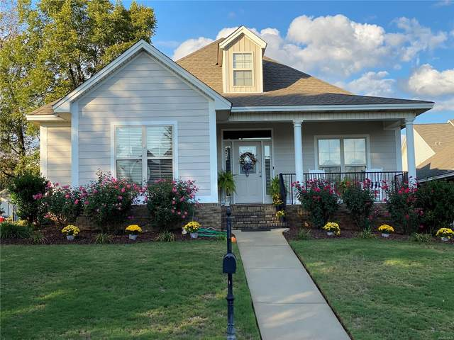 1203 Sadie Circle, Prattville, AL 36066 (MLS #482385) :: Buck Realty