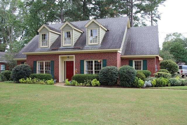 619 Mary Ann Drive, Montgomery, AL 36109 (MLS #482399) :: Buck Realty
