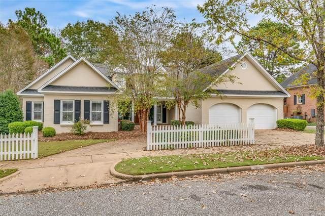 8148 Oak Alley, Montgomery, AL 36117 (MLS #483418) :: LocAL Realty