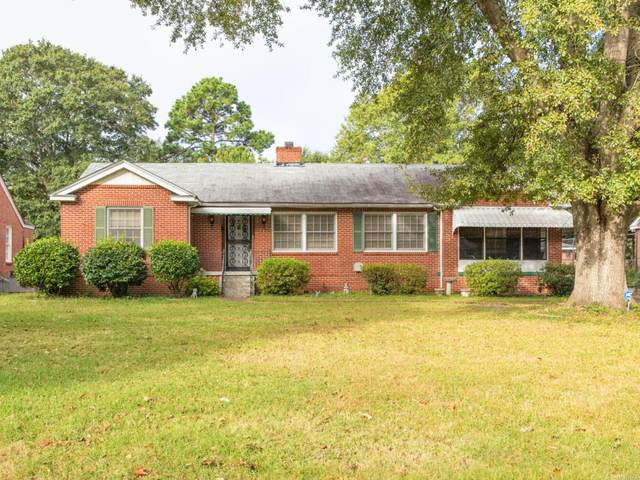 21 Brantwood Drive, Montgomery, AL 36109 (MLS #483462) :: LocAL Realty