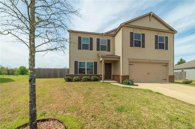 4204 Chesire Way, Montgomery, AL 36116 (MLS #483514) :: LocAL Realty