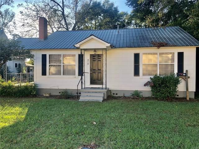 315 Adkinson Avenue, Elba, AL 36323 (MLS #483585) :: Team Linda Simmons Real Estate