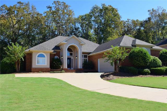 9729 Bent Brook Drive, Montgomery, AL 36117 (MLS #483635) :: LocAL Realty