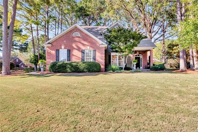 8631 Hearthstone Drive, Montgomery, AL 36117 (MLS #483747) :: LocAL Realty