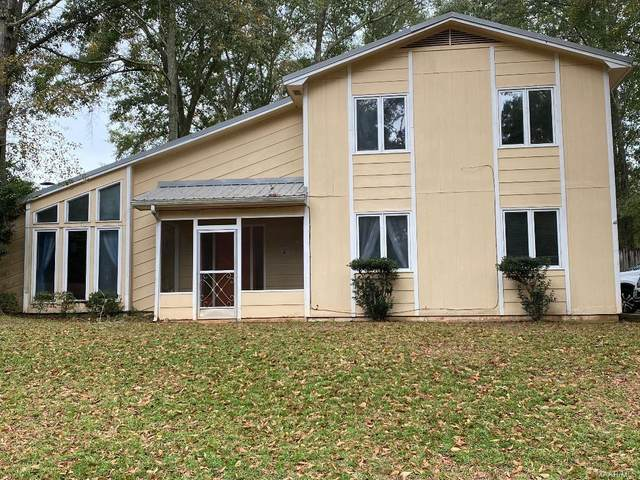 106 Pratt Drive, Enterprise, AL 36330 (MLS #483768) :: Team Linda Simmons Real Estate
