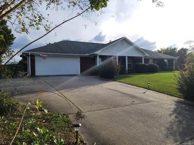 102 Jessica Drive, Enterprise, AL 36330 (MLS #483785) :: Team Linda Simmons Real Estate
