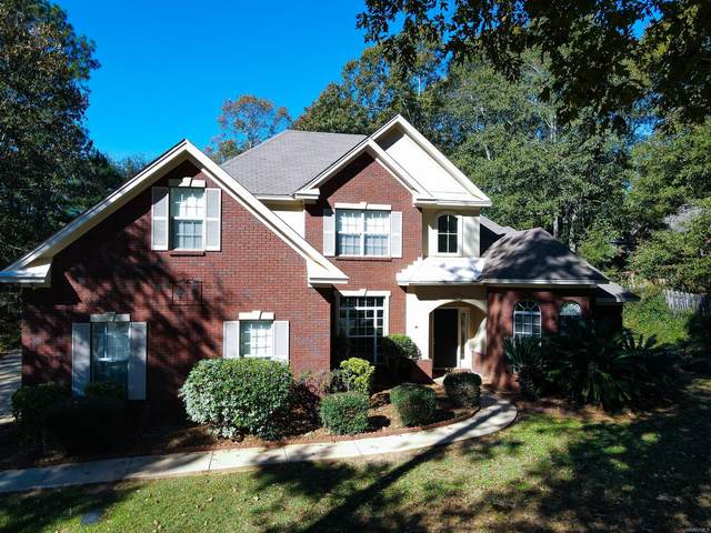 326 Hickory Place, Wetumpka, AL 36093 (MLS #483793) :: Buck Realty